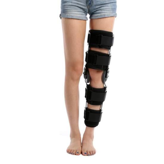 Прокат коленного ортеза с регулятором объема движения